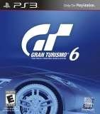 Sony GT6 PS3 Playstation 3 Game