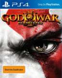 Sony God of War III Remastered PS4 Playstation 4 Game