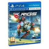Sony Rigs Mechanized Combat League PS4 Playstation 4 Game