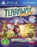 Sony Tearaway Unfolded Messenger Edition PS4 Playstation 4 Game