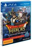 Square Enix Dragon Quest Heroes Day One Edition PS4 Playstation 4 Game