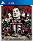 Square Enix Sleeping Dogs Definitive Edition PS4 Playstation 4 Game