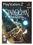 Square Enix Star Ocean Till the End of Time PS2 Playstation 2 Game
