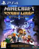Telltale Games Minecraft Story Mode PS4 Playstation 4 Game