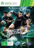 Tru Blu All Blacks Rugby Challenge 3 Xbox 360 Game