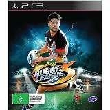 Tru Blu Rugby League Live 3 PS3 Playstation 3 Game