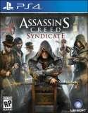 Ubisoft Assassin's Creed Syndicate PS4 Playstation 4 Game