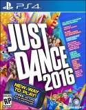 Ubisoft Just Dance 2016 PS4 Playstation 4 Game