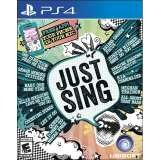 Ubisoft Just Sing PS4 Playstation 4 Game