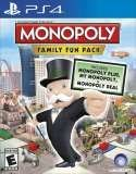 Ubisoft Monopoly Family Fun Pack PS4 PlayStation 4 Game
