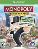 Ubisoft Monopoly Family Fun Pack Xbox One Game