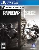 Ubisoft Rainbow Six Siege PS4 PlayStation 4 Game