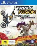 Ubisoft Trials Fusion Awesome Max Edition PS4 Playstation 4 Game