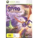 Vivendi Legend Of Spyro Dawn Of The Dragon Xbox 360 Game