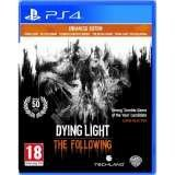 Warner Bros Dying Light The Following PS4 Playstation 4 Game