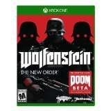 Bethesda Softworks Wolfenstein The New Order Xbox One Games