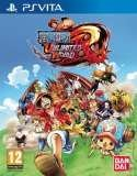 Bandai One Piece Unlimited World Red PS Vita Game