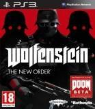 Bethesda Softworks Wolfenstein The New Order PS3 Playstation 3 Game