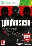 Bethesda Softworks Wolfenstein The New Order Xbox 360 Game