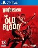 Bethesda Softworks Wolfenstein The Old Blood PS4 Playstation 4 Game