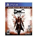 Capcom DMC Devil May Cry Definitive Edition PS4 Playstation 4 Games