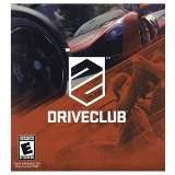 Evolution Studios Driveclub PS4 Playstation 4 Games