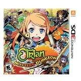 Atlus Etrian Mystery Dungeon Nintendo 3DS Games