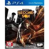 Sony inFamous Second Son PS4 Playstation 4 Games