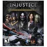 Warner Bros Injustice Gods Among Us Ultimate Edition PS4 Playstation 4 Games