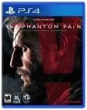 konami Metal Gear Solid 5 PS4 Playstation 4 Game