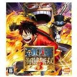 Namco One Piece Pirate Warriors 3 PS4 Playstation 4 Games