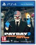 505 Games Payday 2 Crimewave Edition PS4 Playstation 4 Game