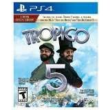 Kalypso Media Tropico 5 Limited Special Edition PS4 Playstation 4 Games