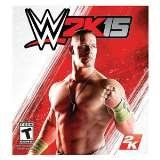 2k Games WWE 2K15 PS3 Playstation 3 Games