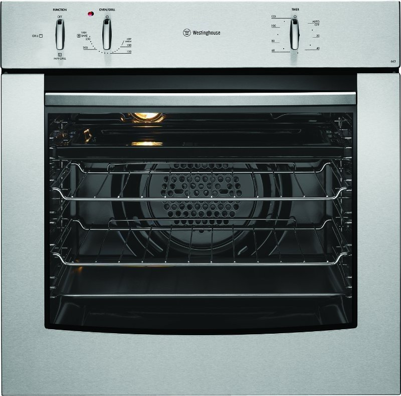 Westinghouse POR663 Oven