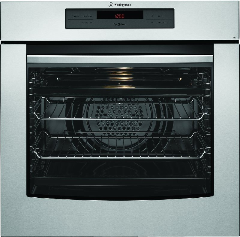 Image of Westinghouse POR883S 60cm Electric Single Pyrolytic Oven