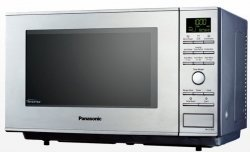how to get panasonic microwave works