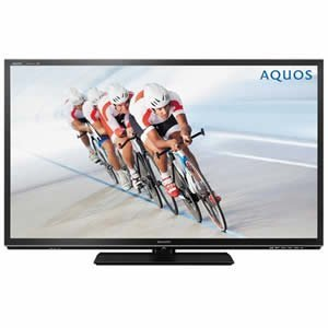 Sharp LC52LE840X 52inch Full HD 3D LCD Television