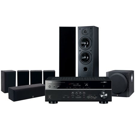 Best yamaha yht 898 home theater system prices in for Yamaha home stereo systems