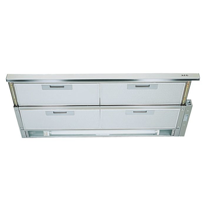 Image of 90cm Aeg Slide Out Telescopic Rangehood 7509DM/A