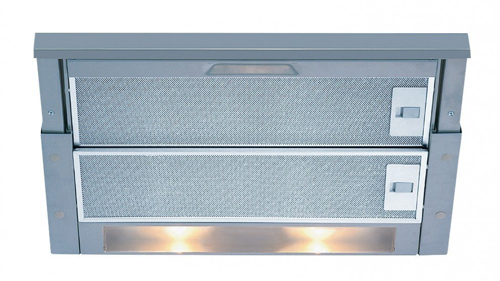 Image of AEG 60cm Stainless Steel Slide Out Rangehood - DF6260MLA