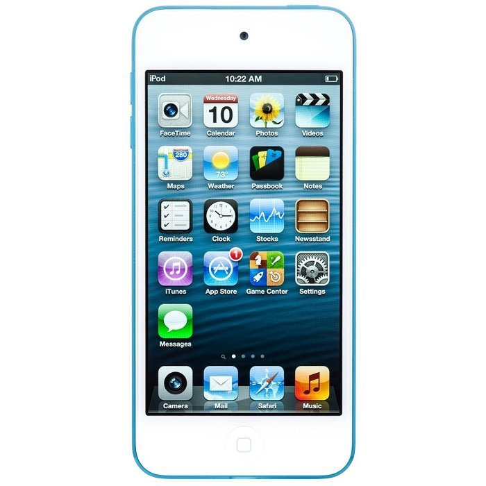 Image of iPod touch 64GB White and Silver
