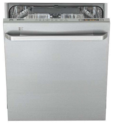 Image of Beko DDN5838X 60cm Built Under Dishwasher