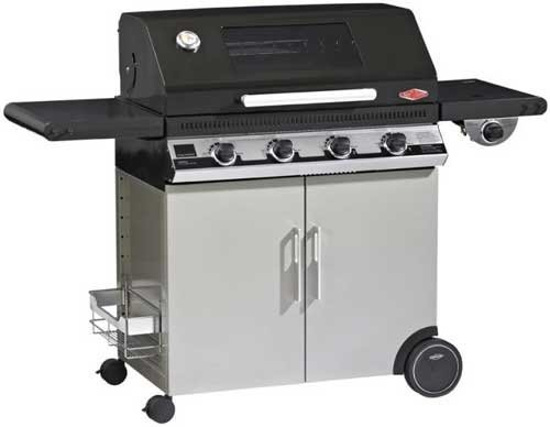 BeefEater Discovery 4 Burner 47842 BBQ Grill