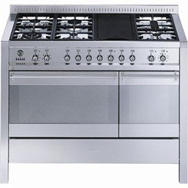 Image of Smeg 120cm Freestanding Thermoseal Cooker - A31X-7