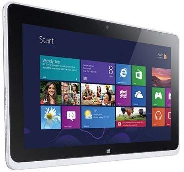 Acer ICONIA W510 64GB Tablet