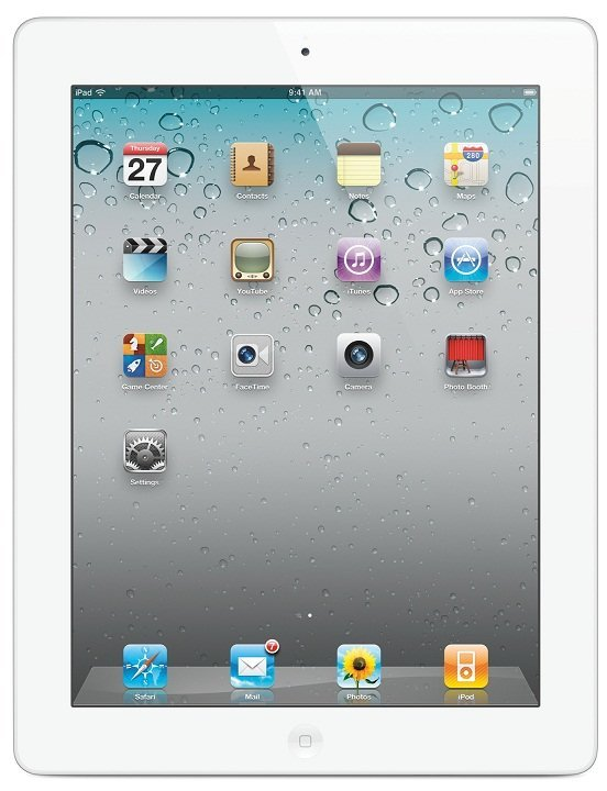 Apple iPad 2 Wi-Fi + 3G 64GB Tablet