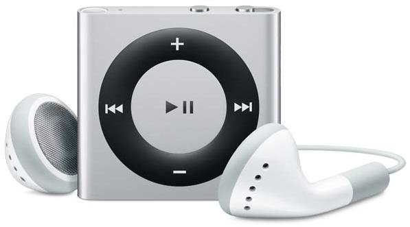 Image of iPod Shuffle (6th Generation 2GB)