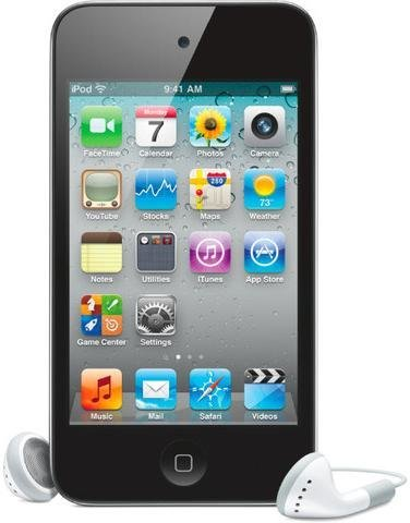 Apple iPod Touch 4th Gen 32GB MP3 Players