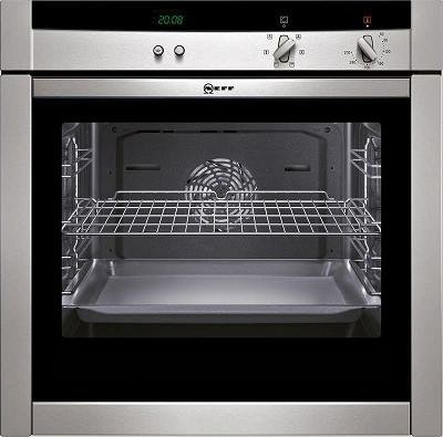 Best neff b45m42n0gb oven prices in australia getprice - Neff single oven with grill ...